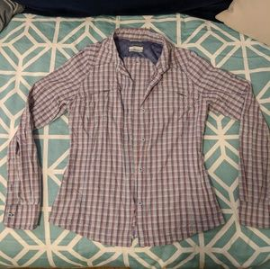 Columbia Over Shirt